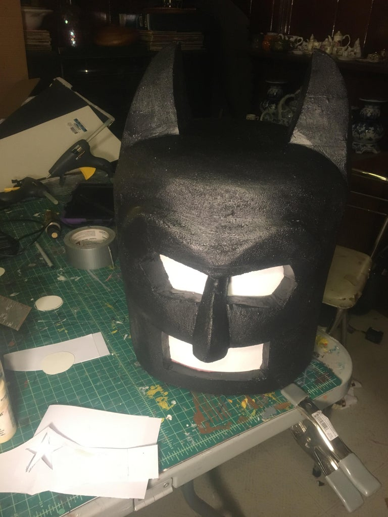 Prep and Paint Heads