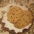 Sami Flatbread With Syrup and Oats