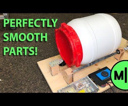 Super Simple Parts Tumbler (Metal Polisher)