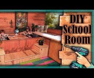 How to Make a Homeschooling Area