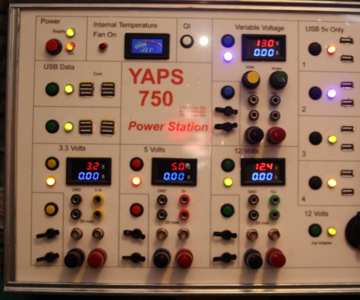 YAPS 750 Power Supply
