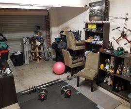 Man Cave Home Gym
