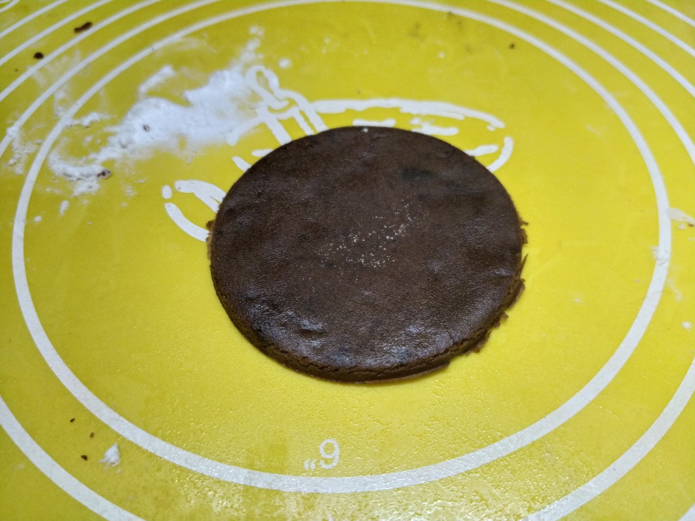 Standard Size Cookie