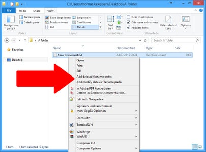 How to Extend Your Windows Context Menus to Be More Productive