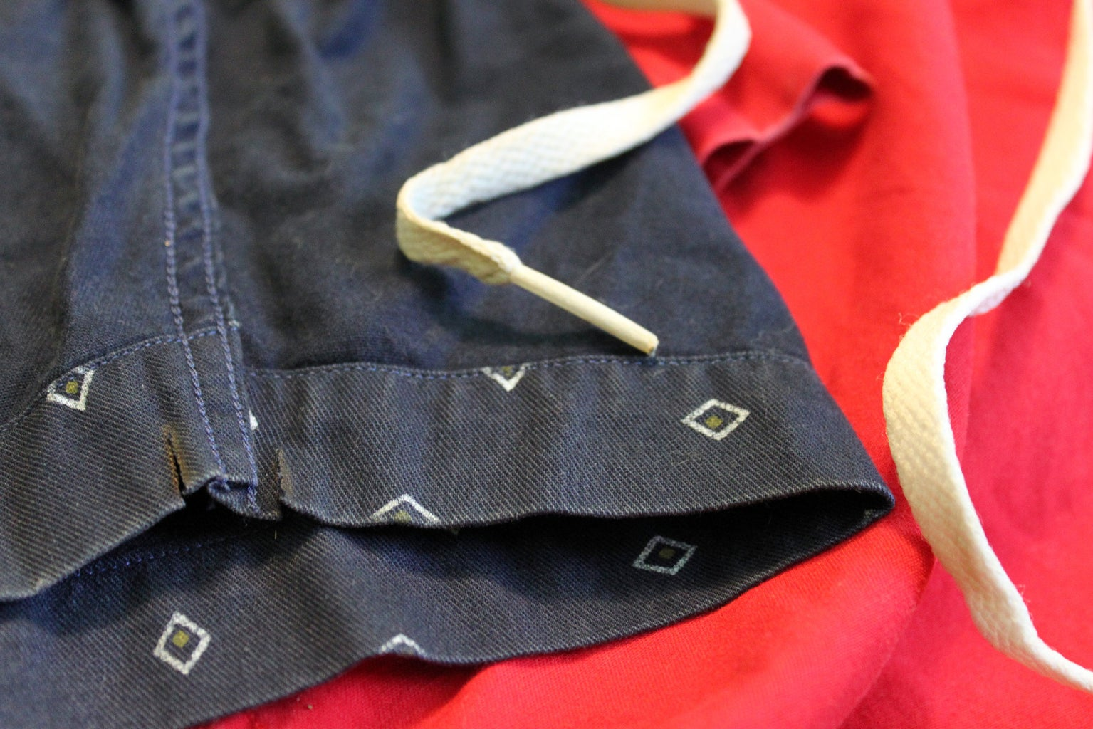 Turning Sleeves Into Pockets