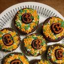 Haloween Pumpkin  Cupcakes