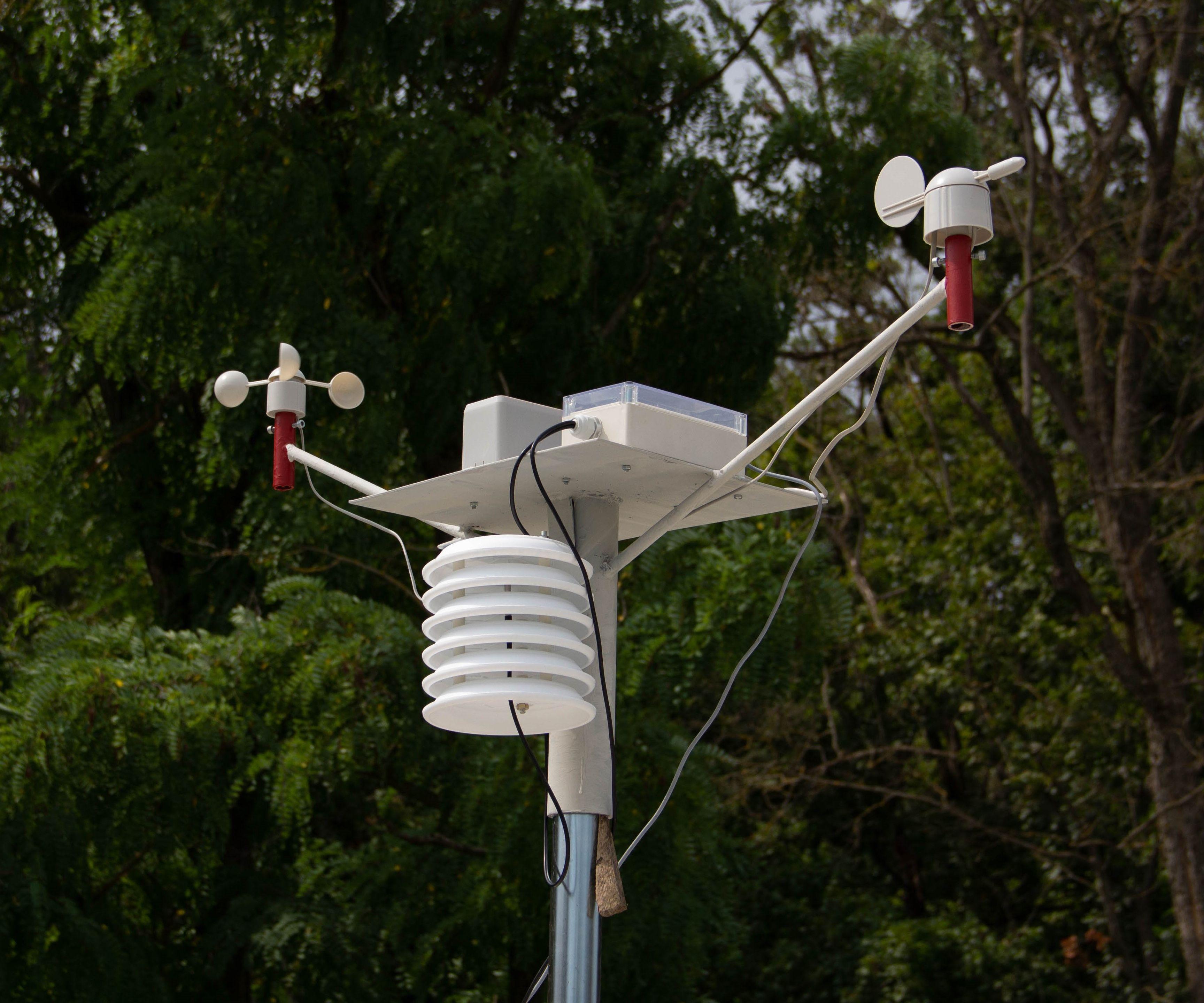ESP32 Weathercloud Weather Station
