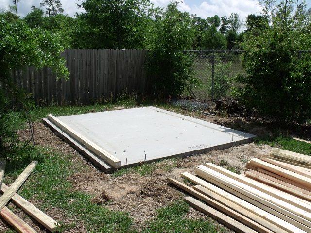 How to build a durable storage shed