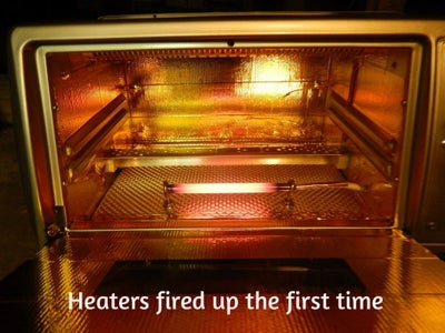 Heater Test (Or What Not to Do...)