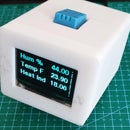 DHT 11 Temperature & Humidity Display
