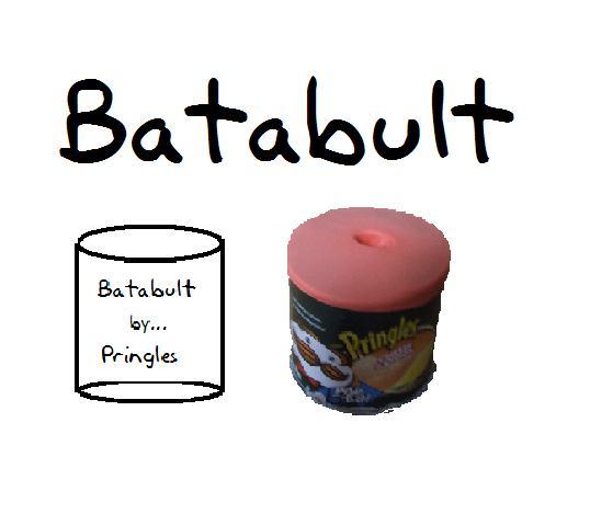 Batabult : Balloon Powered Catapult