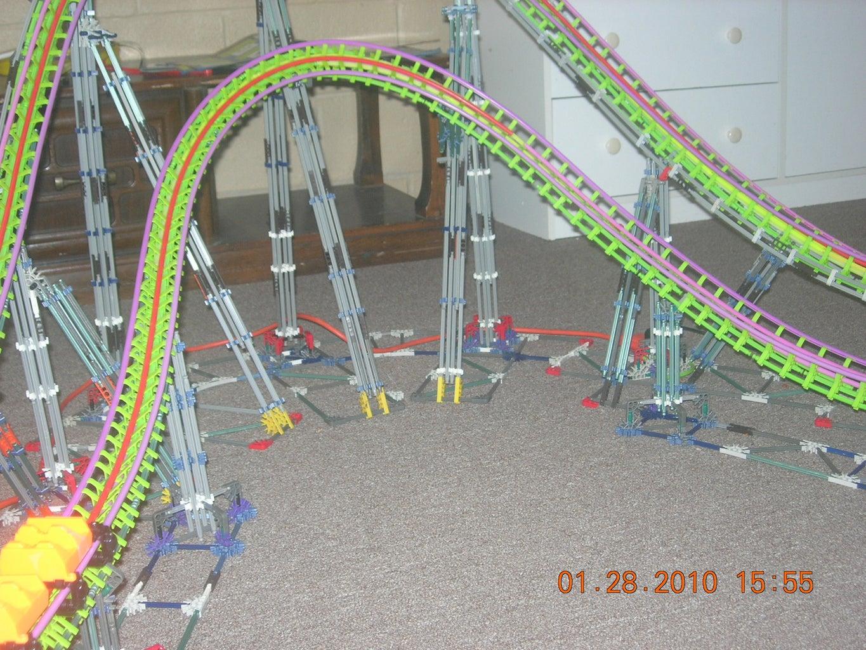 KrypT the K'nex Coaster!