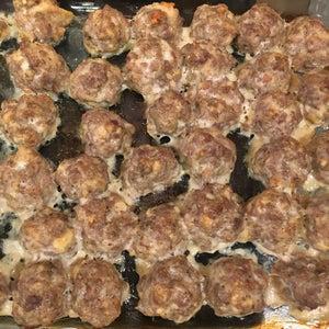 Make the Sausage Meatballs