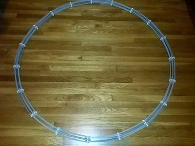 Knex Hula Hoop/ Circular Ring