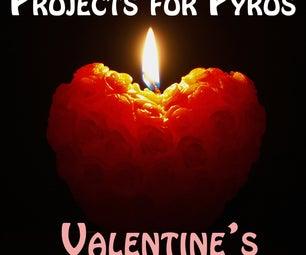 PYROS项目:情人节版