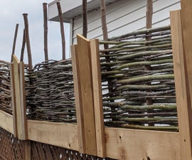 Wattle Fence Extension