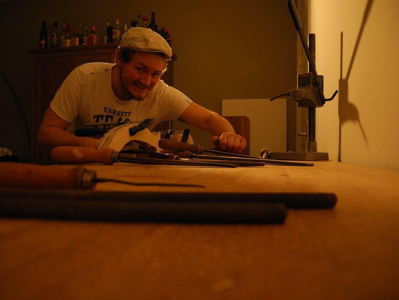 Building Frames for the Inner Construction