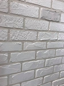 Finish Your Brick Look