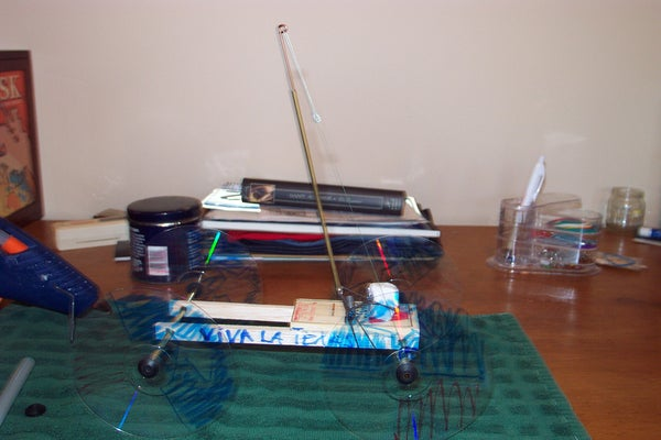 Speedy Gonzales: How to Make a Mousetrap Racecar