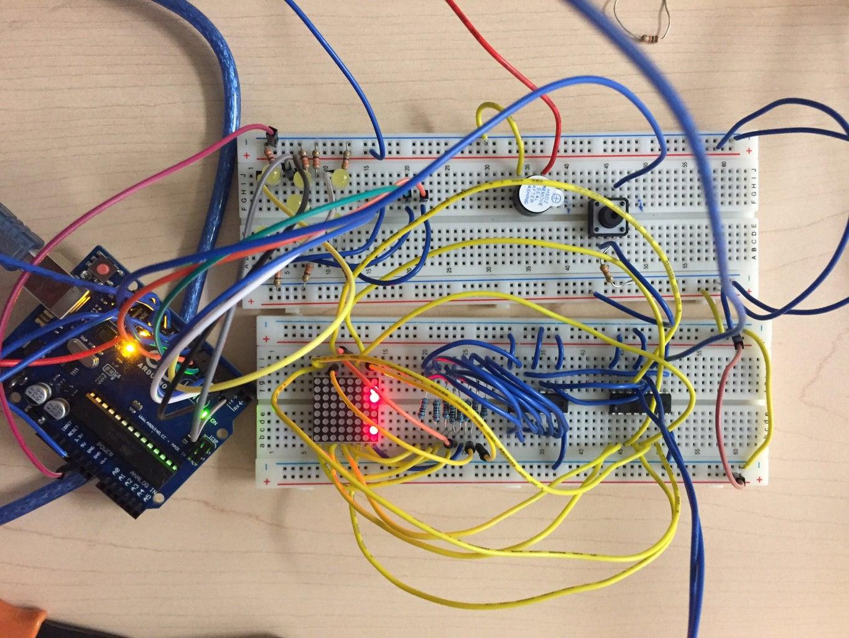 Arduino LED Dice Game!
