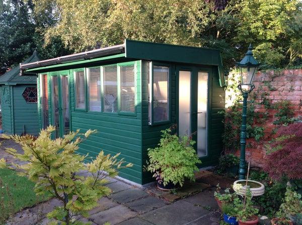 Garden Room - Workshop