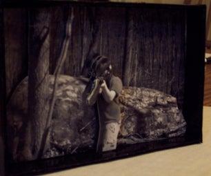 3D Shadow-Box Photo