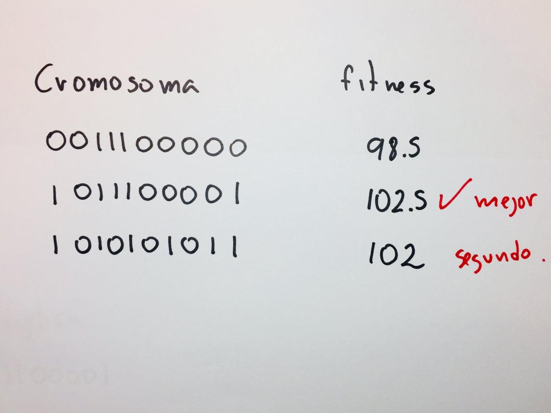 El Algoritmo