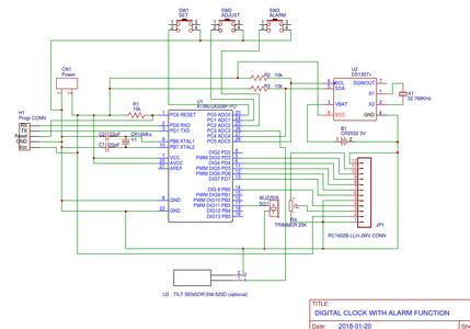 The Circuit at EasyEDA, the Free Online Circuit Design Platform