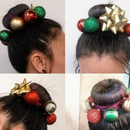 Christmas Hair Ornaments