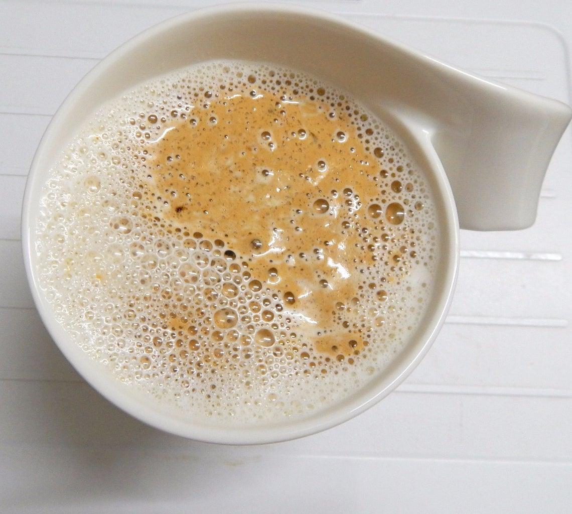 Beaten Coffee