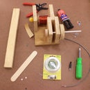 How to make a simple electric guitar