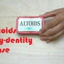 Altoids Spy-dentity Case