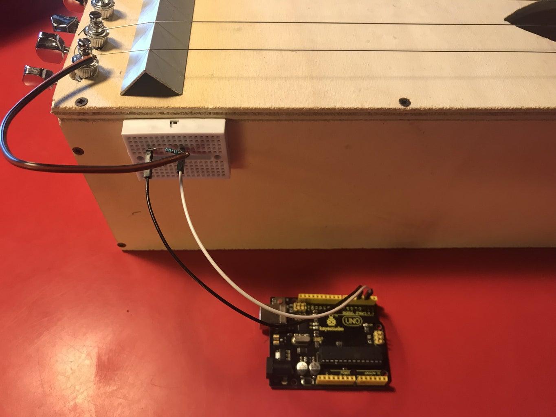 The String Sensor