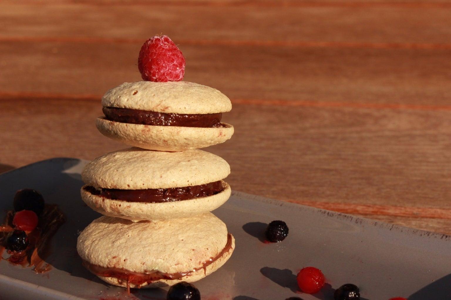 Parijse Macarons
