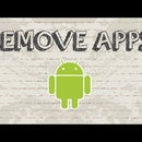 How to remove apps from Android