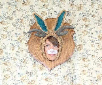 Jackalope Costume