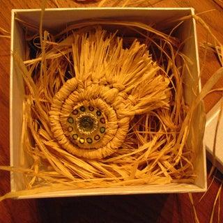 Brooch Weaving