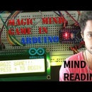 Mind Magic Game in Arduino - Birthday Finder