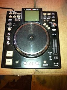 The Actual Turntable