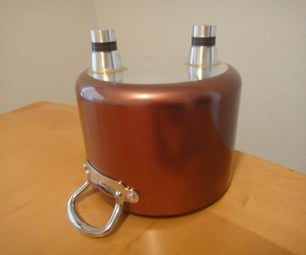 Home Made Ultrasonic Cleaning Tank