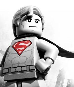 "How to Make a Lego: ""Superman"" Costume"