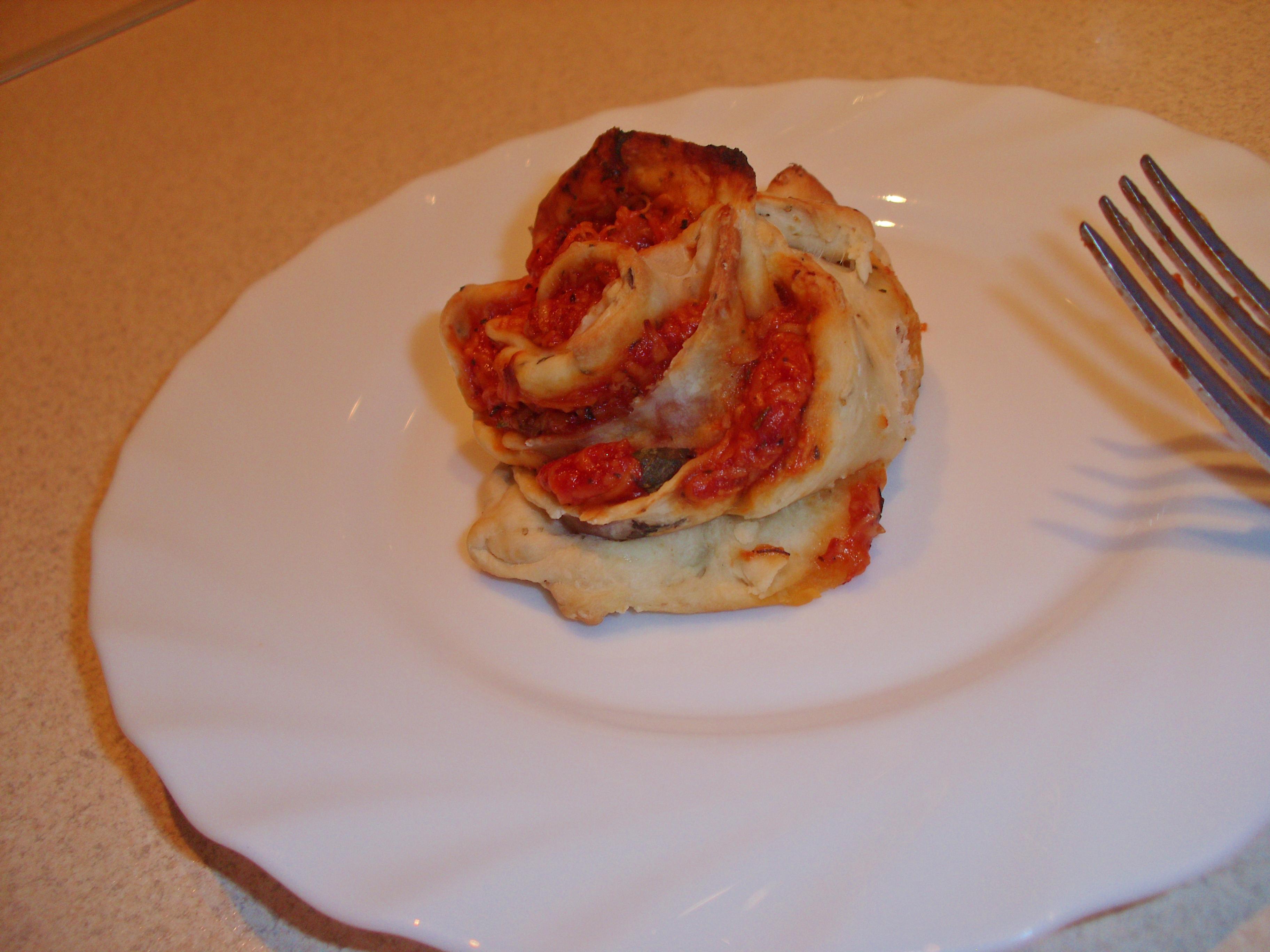 Easy Pizza Rose