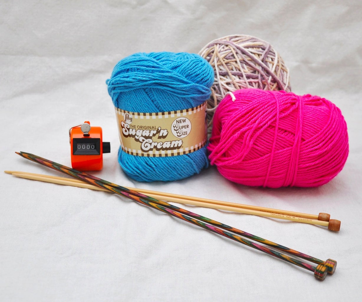 Supplies and Stitches