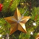 Steampunk - Star ornament