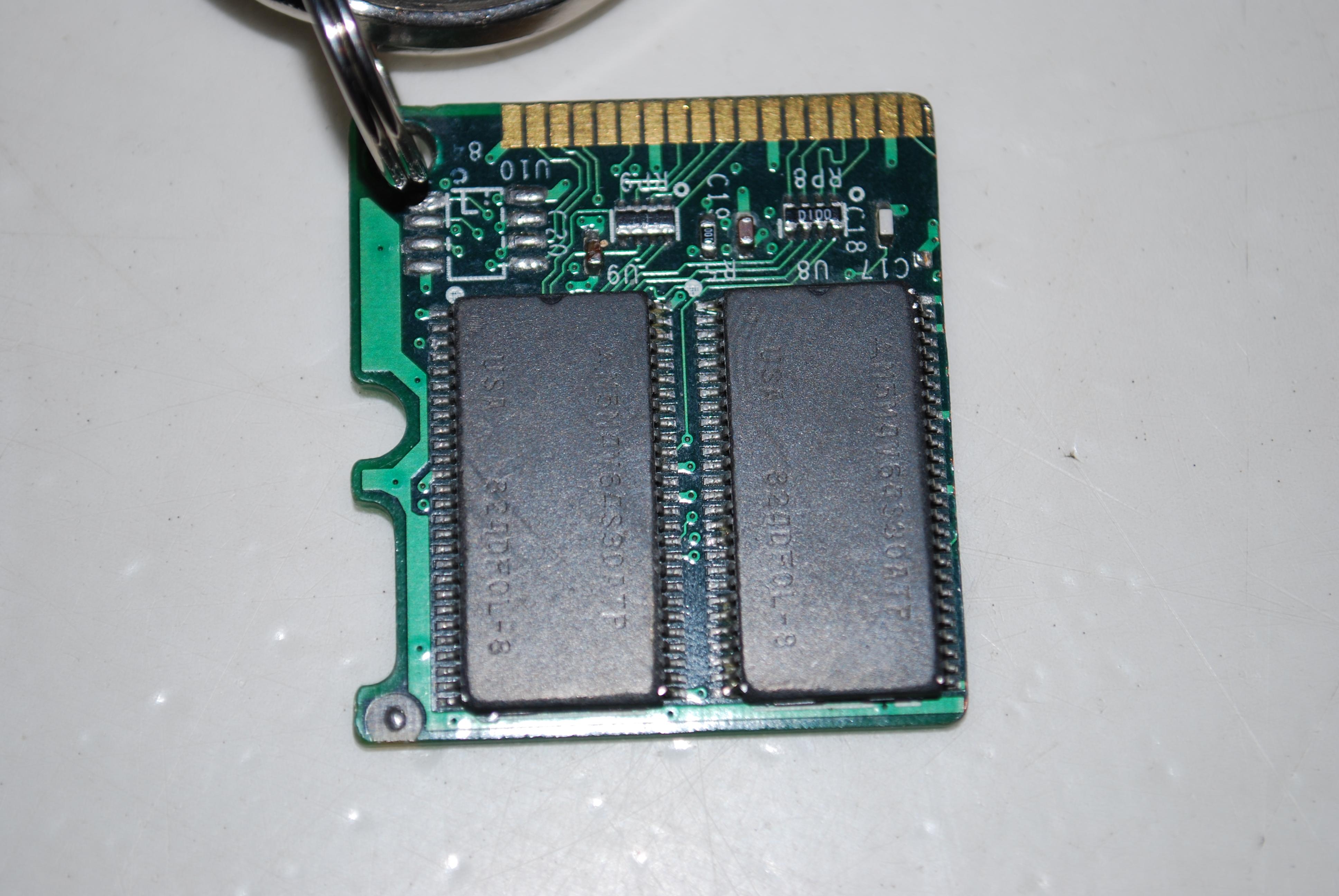 RAM Module Key Fob