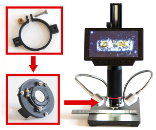Microscope Upgrade - Using Fusion 360 to Design 3D Printable Compliant Mechanism
