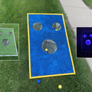 Golf Chipping Corn Hole