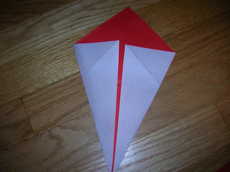 'kite' Fold