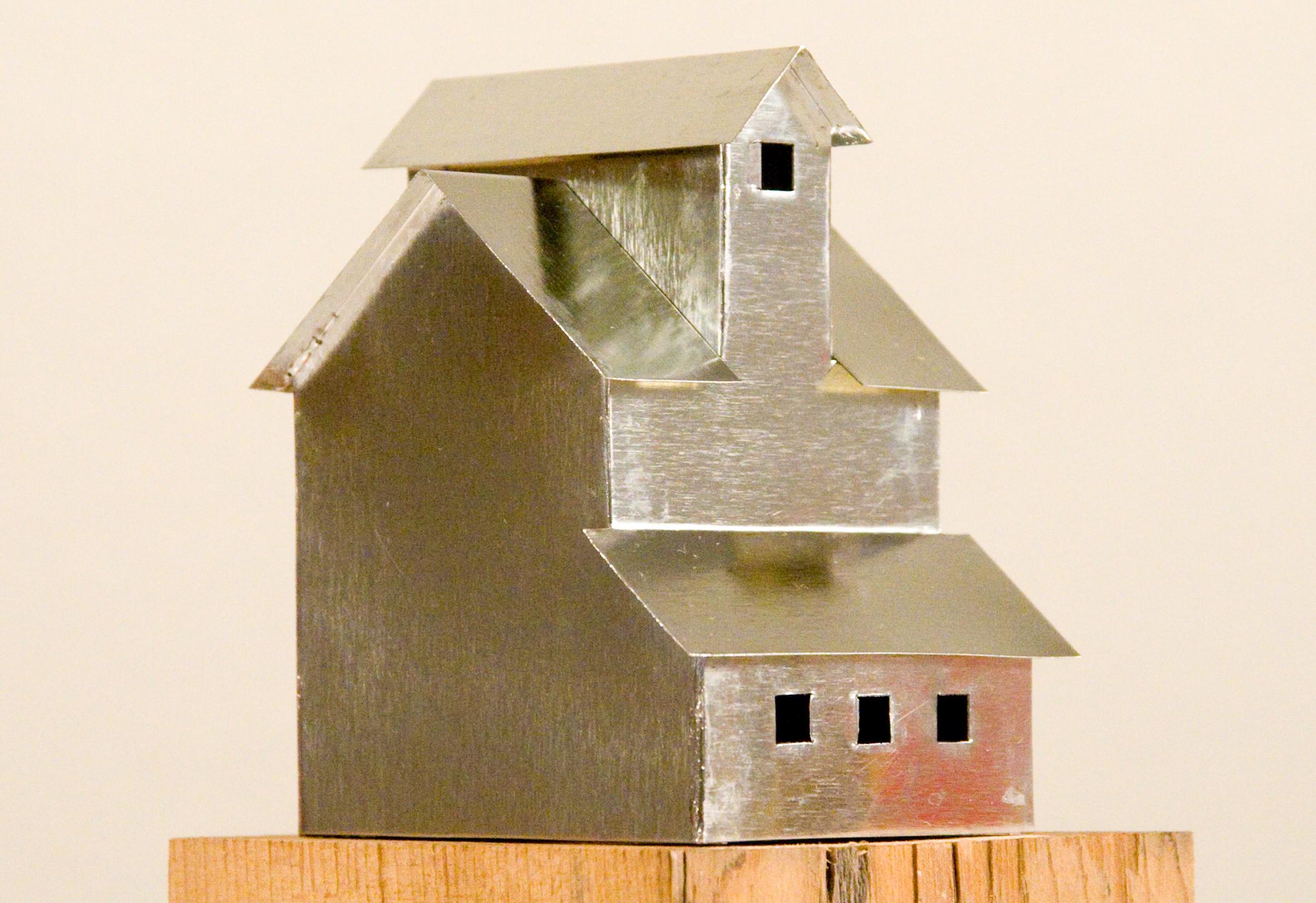 Tinplate Girl #7: Folding and forming tinplate