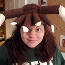 Head crab hat